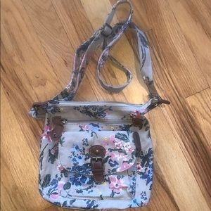 Handbags - #311. Small flowered purse